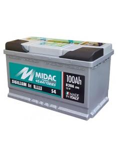 Baterie auto Midac Sigillum 100Ah