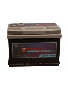 Baterie auto Sorgeti EFB Start & Stop 77Ah - Sorgeti.ro