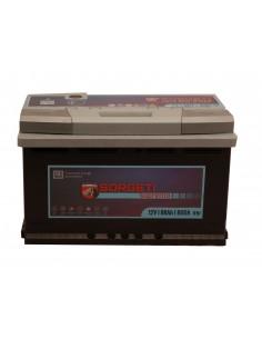 Baterie auto Sorgeti EFB Start & Stop 88Ah