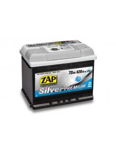 Baterie auto ZAP Silver Premium 70Ah - Sorgeti.ro