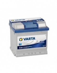 Baterie auto Varta Blue Dynamic 52Ah - Sorgeti.ro